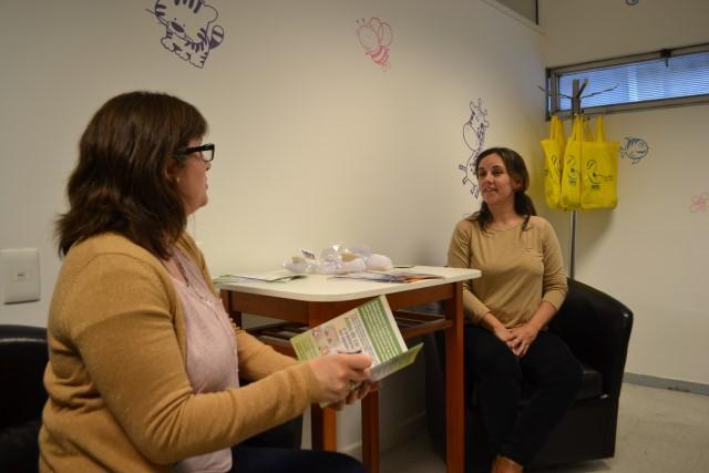 Celebración de Semana Mundial de la Lactancia Materna en BPS