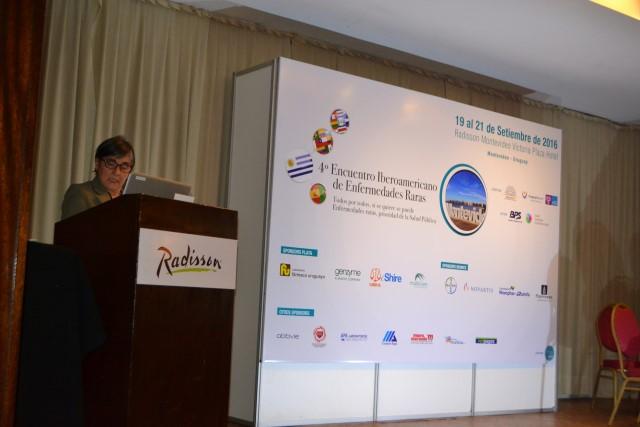 IV Encuentro Iberoamericano de Enfermedades Raras imagen 1