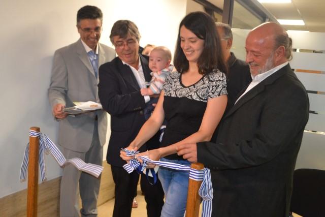 Inauguración de Sala de Apoyo a la Lactancia Materna en Inefop imagen 3